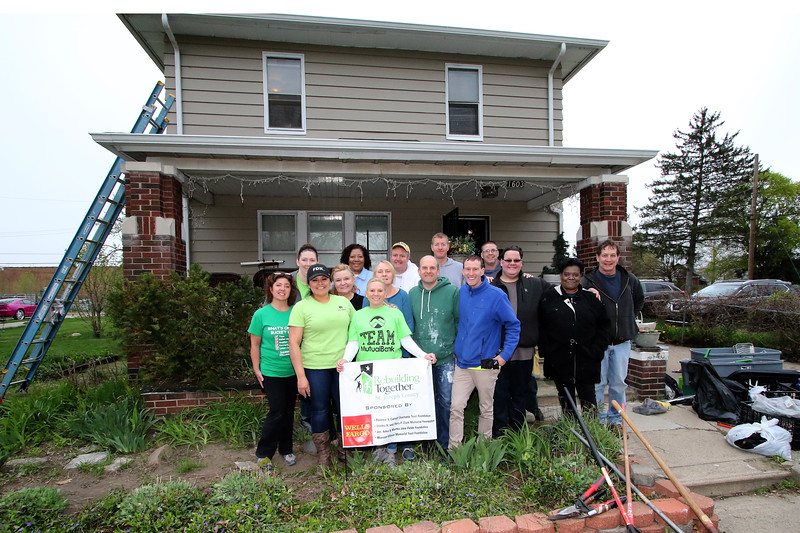 Rebuilding Together <br /> Community Volunteer Day, <br /> Saturday April 27th 2019