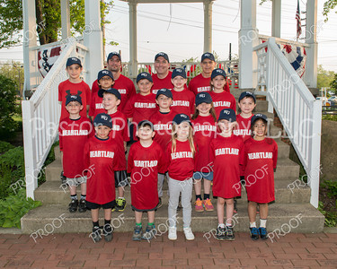 Heartland - U8 TeeBall Catalano