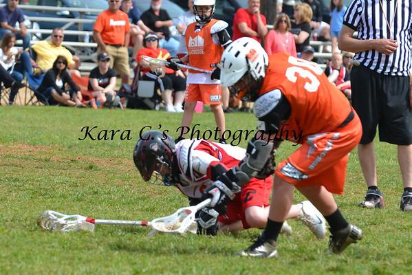 Clash Lacrosse 04-07-13