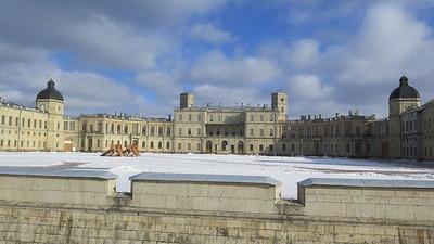 Gatchina Palace Pauls palace St Petersburg