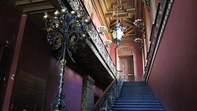 Writers union Vilnius (private staircase)