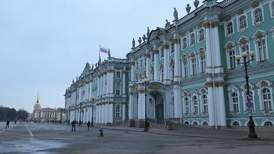 the Hermitage St Petersburg