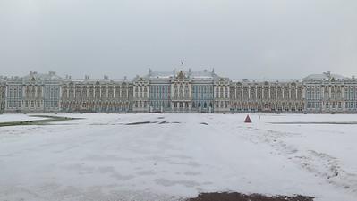 Catherines palace St Petersburg
