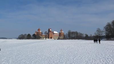 Trakai castle/Schlusselberg fortress