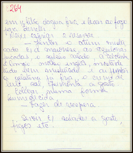 Mousse de Atum, pagina 2