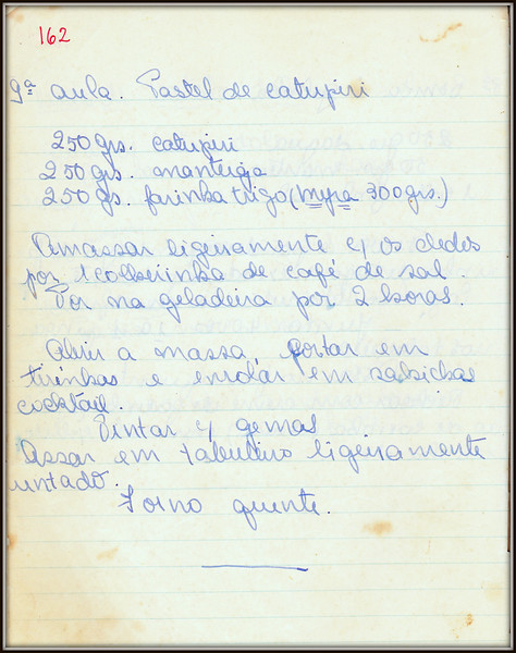 Pastel de Catupiry