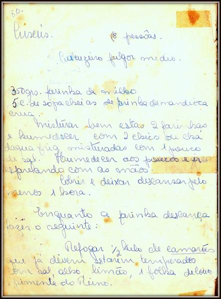 Cuscus, pagina 1
