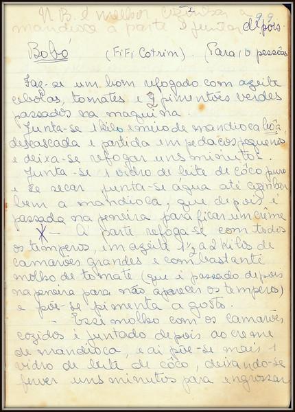 Bobo Fifi Cotrim, pagina 1