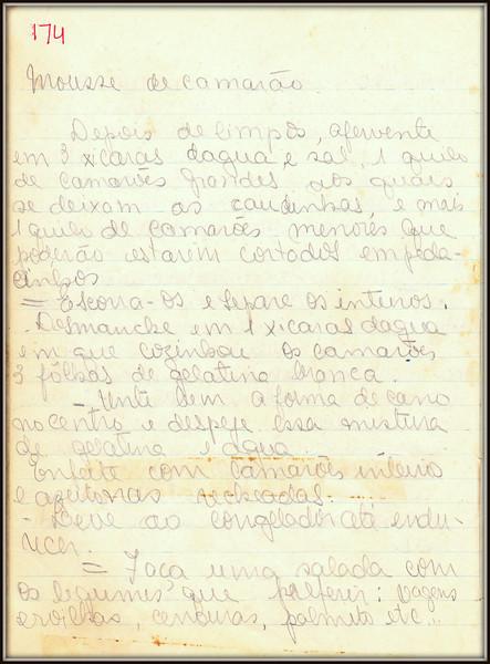 Mousse de Camarao, pagina 1