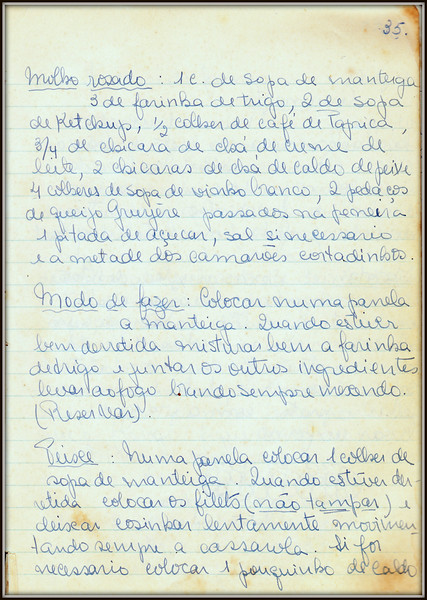 Peixe a Cardinal, pagina 2