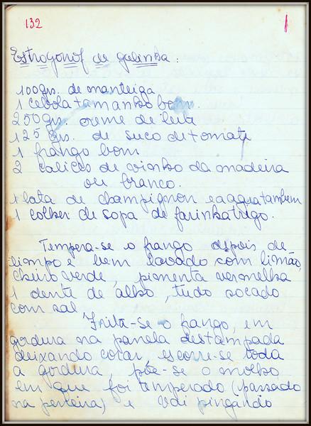 Estrogonoff de Galinha, pagina 1