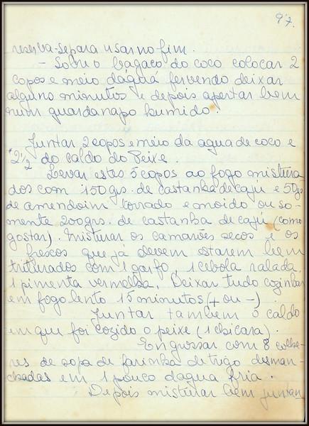Vatapa de Peixe Dona Regina Sales, pagina 3