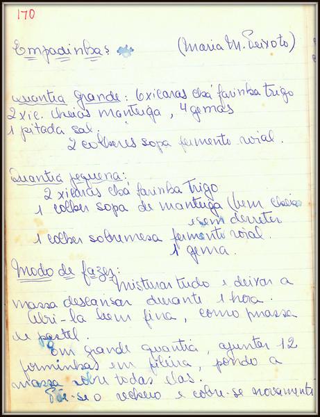 Empadinhas (Maria M. Peixoto), pagina 1