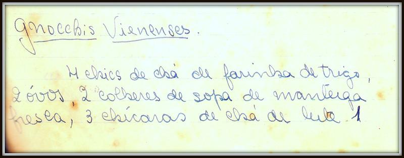 Gnocchis Vienenses, pagina 1