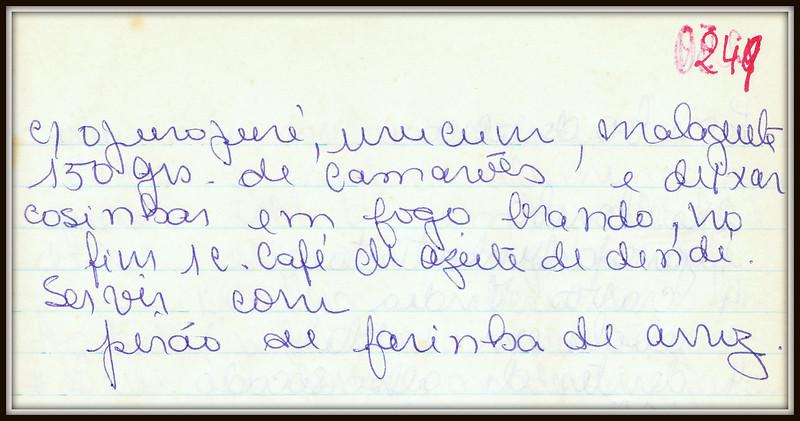 Moqueca de Badejo a Capixaba, pagina 2