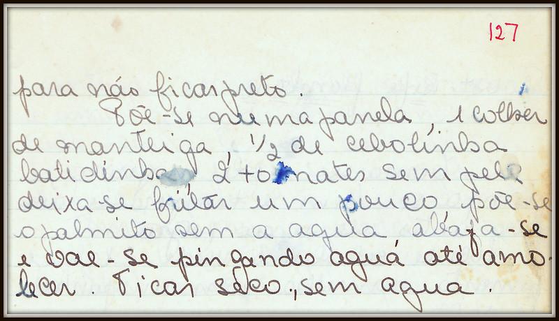 Palmito Refogado, pagina 2