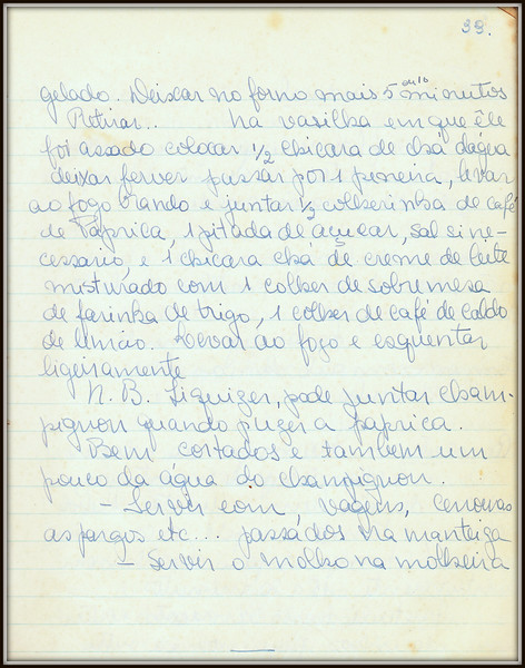 Filet Mignon a la Creme, pagina 3