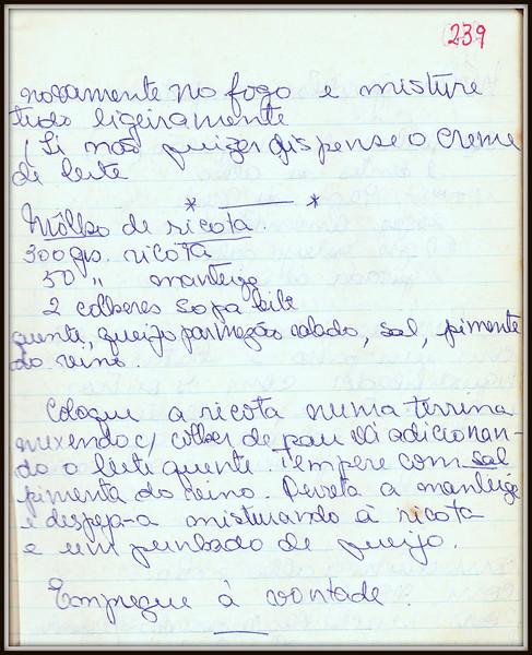 Molhos para Massas, pagina 2