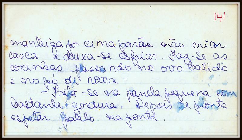Coxinha de Galinha, pagina 3