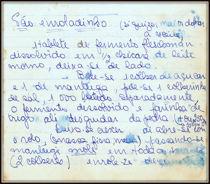 Pao Enroladinho, pagina 1