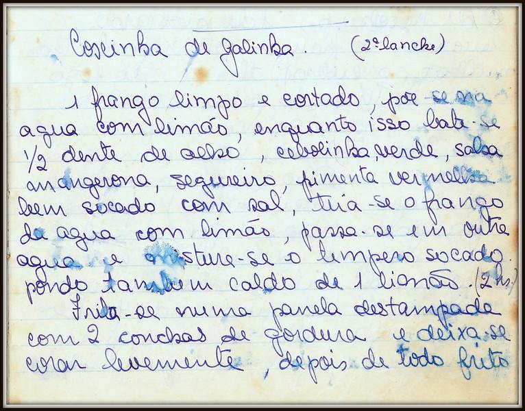 Coxinha de Galinha, pagina 1