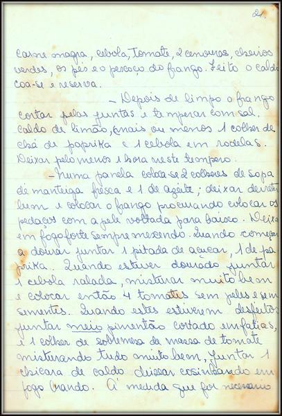 Frango a Vienense, pagina 2