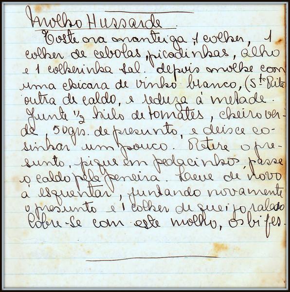 Molho Hussarde