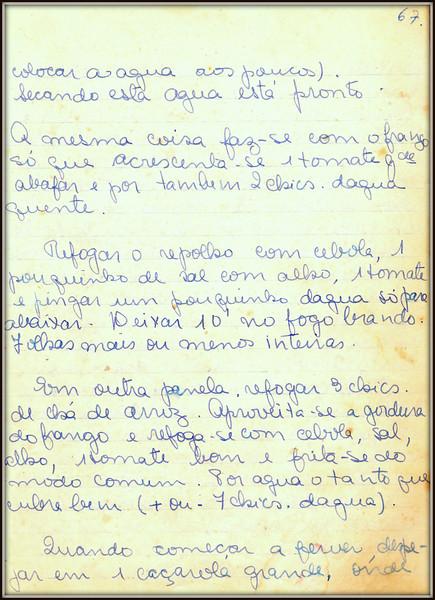 Arroz de Braga, pagina 2