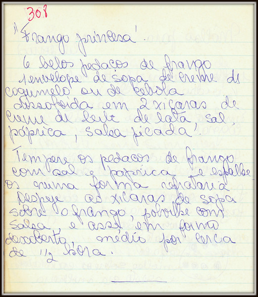 Frango Princesa