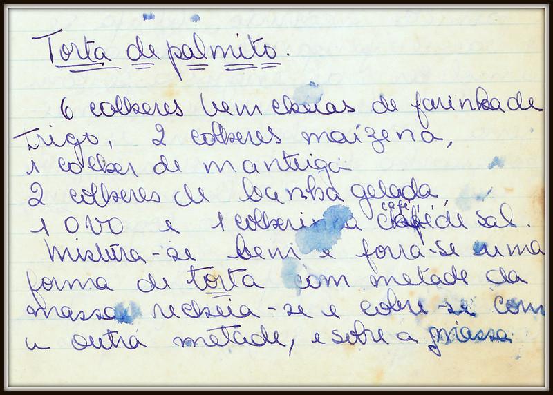 Torta de Palmito, pagina 1