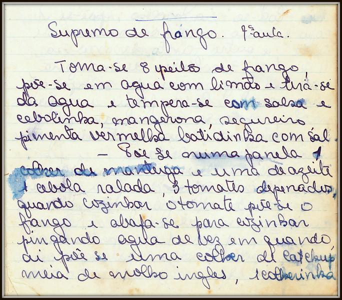 Supremo de Frango, pagina 1