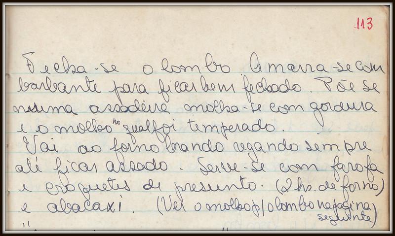 Lombo Recheado, pagina 2