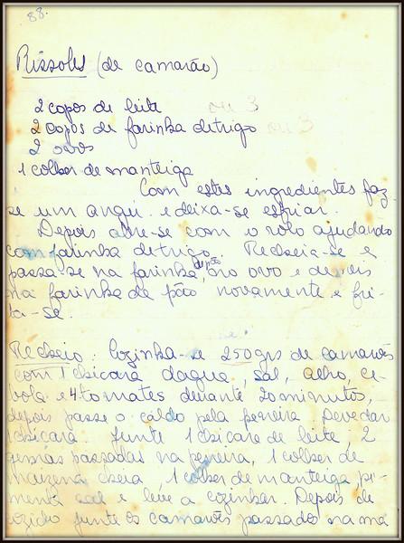 Rissoles de Camarao, pagina 1