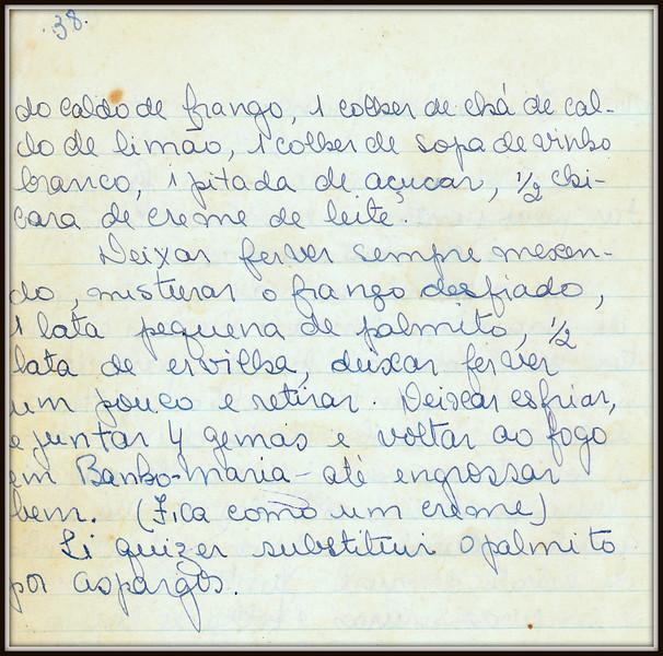 Fricasse de Frango, pagina 2