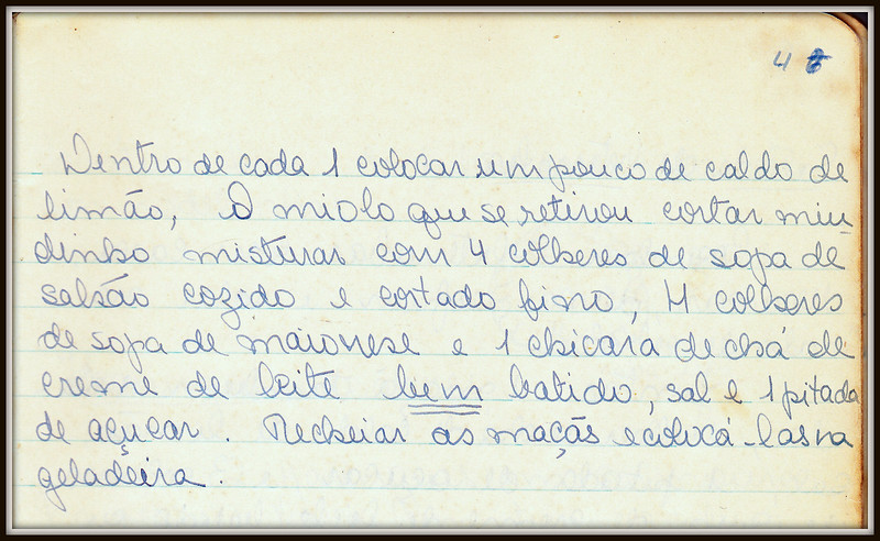 Macas Recheadas, pagina 2