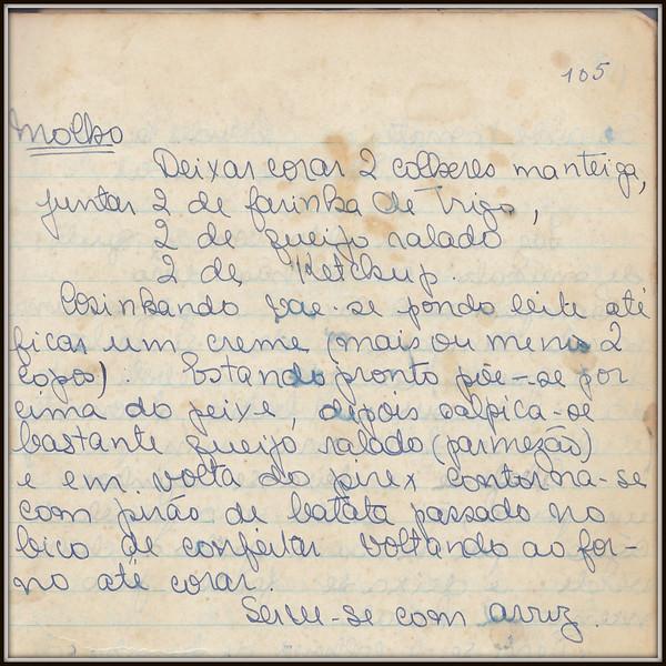Peixe ao Molho Branco (Lourdes Sampaio), pagina 2