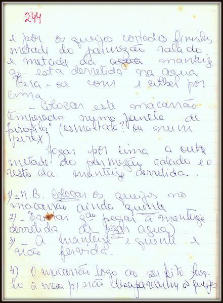 Macarrao com Quatro Queijos, pagina 2