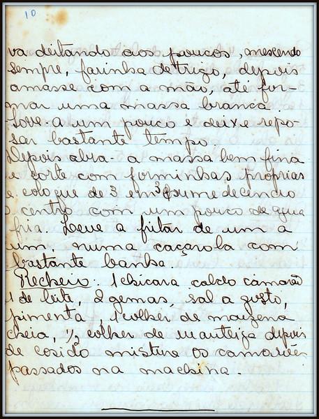 Pasteis em Flor, pagina 2