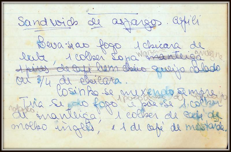Sandwich de Aspargos, pagina 1