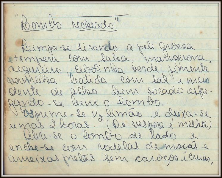 Lombo Recheado, pagina 1