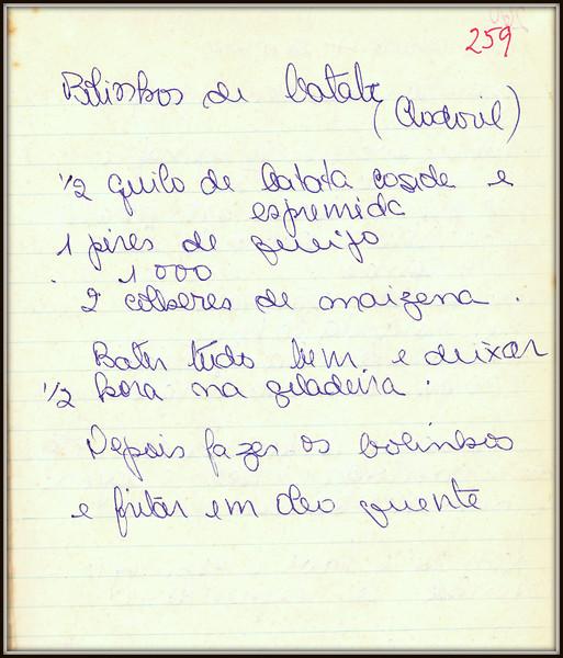 Bolinhos de Batata (Clodovil)