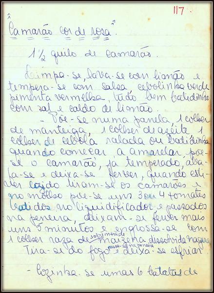 Camarao Cor de Rosa, pagina 1