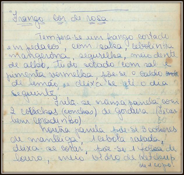 Frango Cor de Rosa, pagina 1