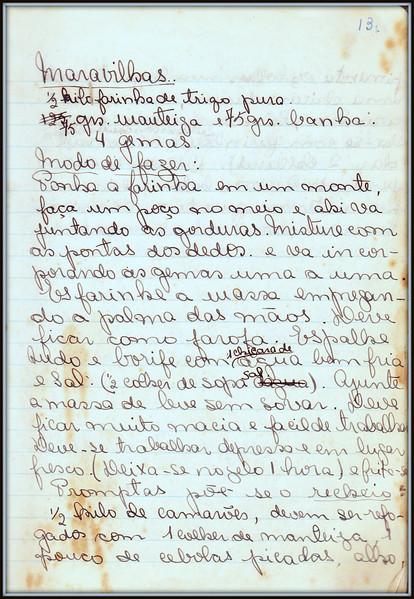 Maravilhas, pagina 1