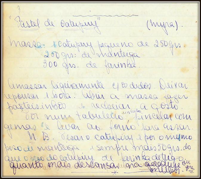Pastel de Catupiry Myra