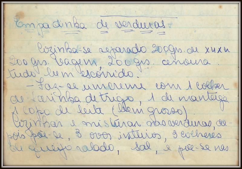 Empadinha de Verduras, pagina 1