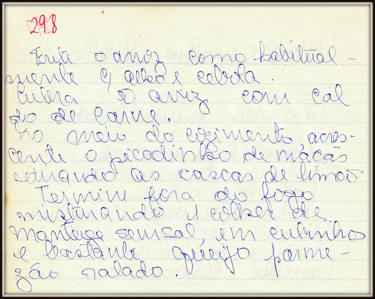 Risoto de Macas, pagina 2