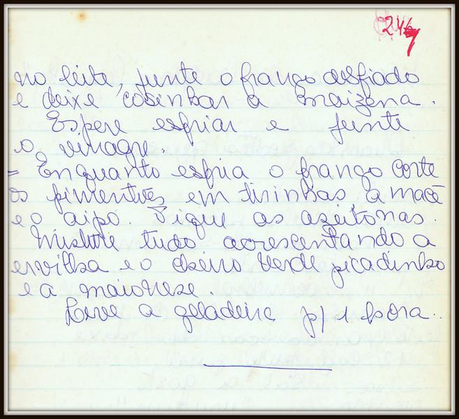 Salpicao de Frango, pagina 2