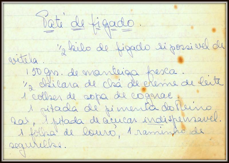 Pate de Figado, pagina 1