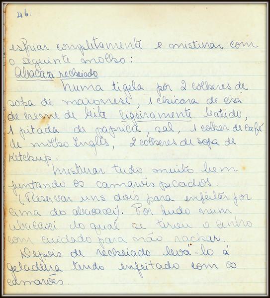 Entradas Francezas, pagina 2